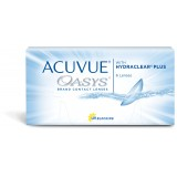 ACUVUE® OASYS with Hydraclear™ Plus