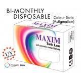 MAXIM COLOUR WITH ASTIGMATISM